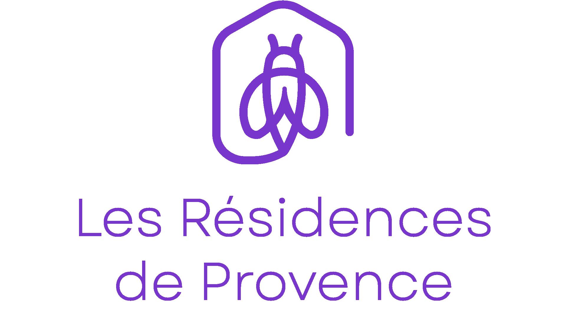 Logo des Résidences de Provence à Marseille